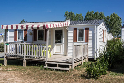 mobil-home camping cabestan